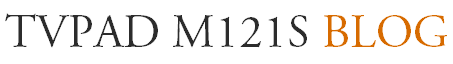 TVpad M121S