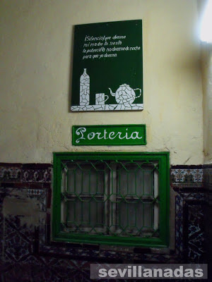 Portería del Palacio del Pumarejo