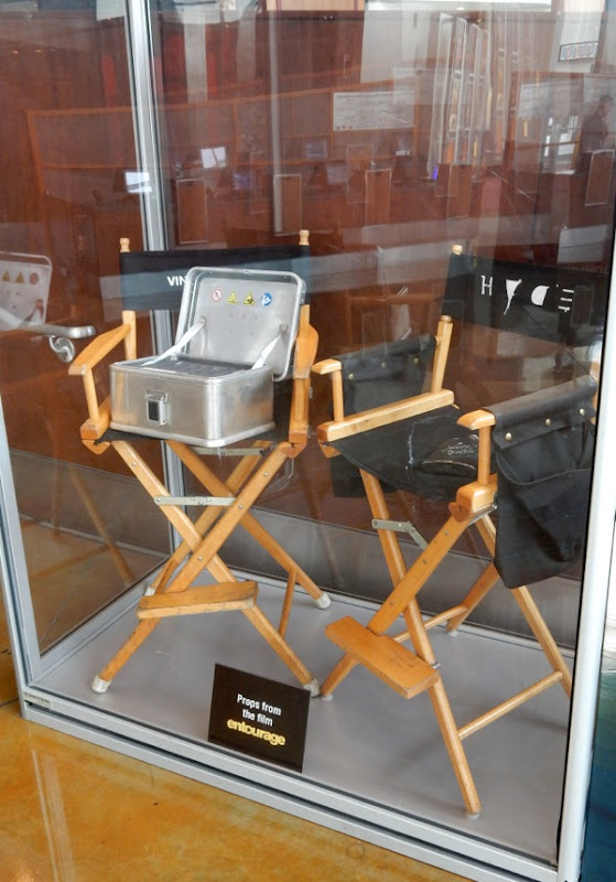Original Entourage film props