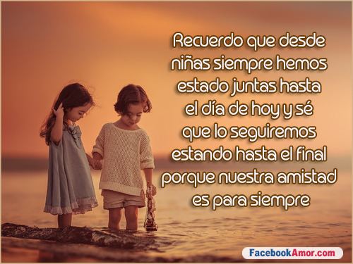 frases de amistad inseparable