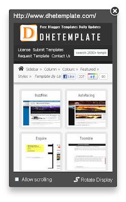 design responsive untuk blog