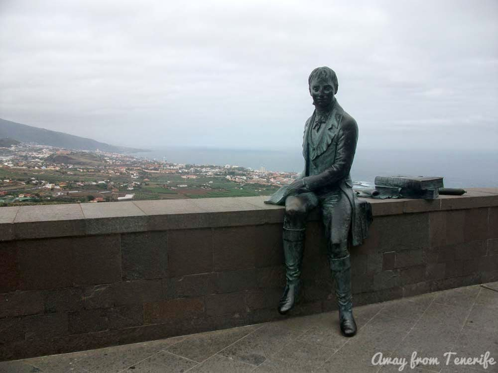 Mirador Humboldt, La Orotava, Tenerife