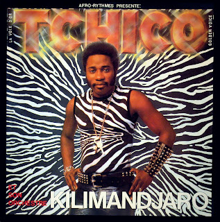 Tchico et son Orchestre Kilimandjaro,Afro-Rythmes 1982