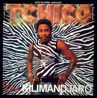 Tchico et son Orchestre Kilimandjaro,Afro-Rythmes 1982