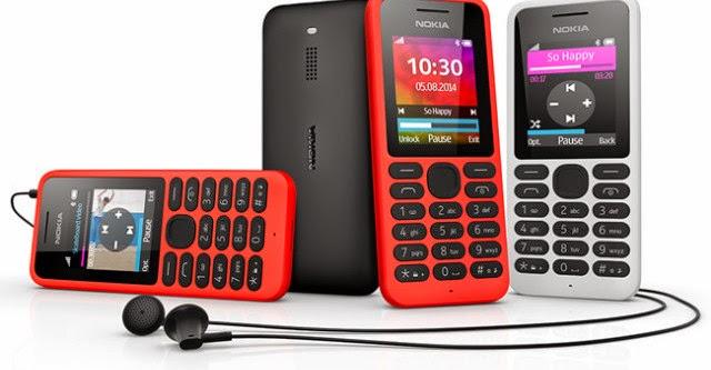 Microsoft công bố điện thoại giá rẻ Nokia 130