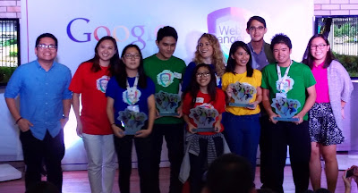 Google Hails First Philippine Web Rangers