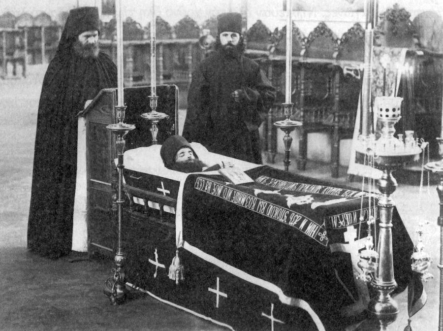 Hyvää Paratiisia, isä Innokenti! (6. marraskuuta 1901)