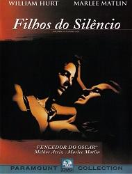Filme Filhos Do Silêncio   Legendado