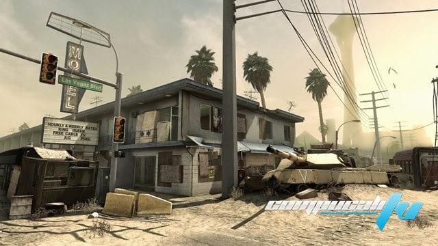 Call of Duty Ghosts PS3 Español Latino