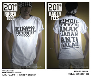 KAOS RACERTEES