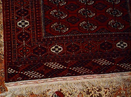 Il taccuino dell 39 esperto i decori sul kilim realizzato - Vi si confezionano tappeti da appendere al muro ...