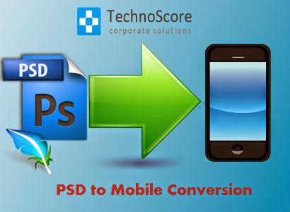psd to mobile conversion, psd to mobile integration