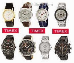 Timex Watches 50% Off