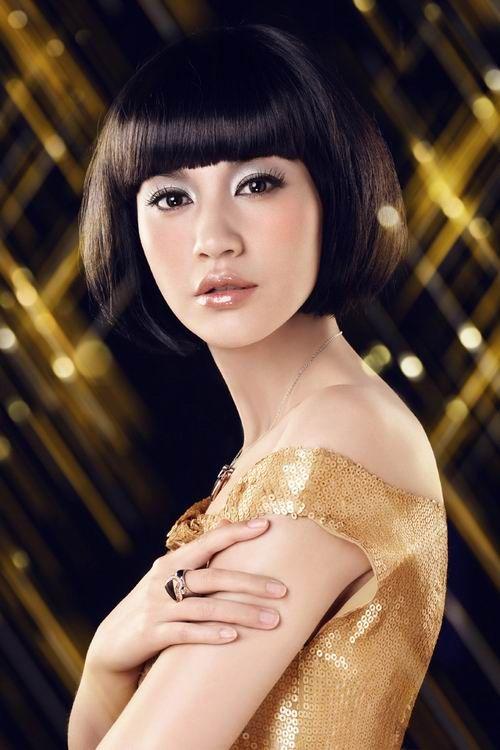 chinese bob hairstyles. wallpaper chinese bob