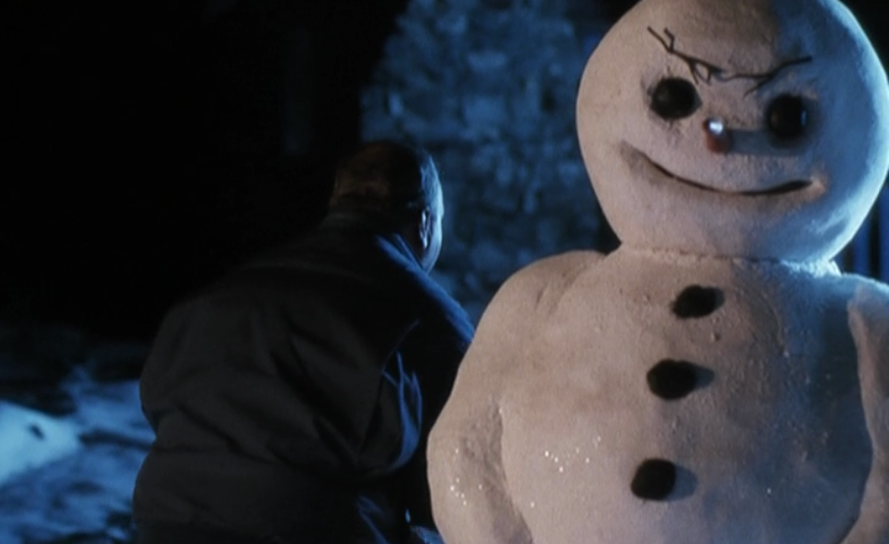 The Horror Honeys December - 18 creepy horror snowmen will take winter next level