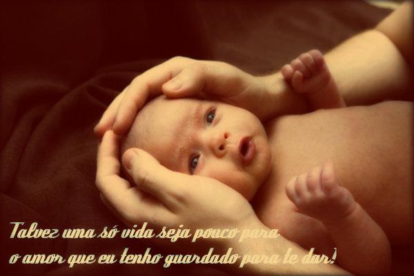 Muitas vezes Frases para Legendas de Fotos de Bebês Recém-nascidos | Toda Atual JA82