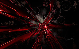 3D Red Rose Abstract HD wallpapers