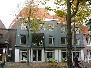 Haakcafe de Turf, Gedempte Turfhaven 19 in Hoorn