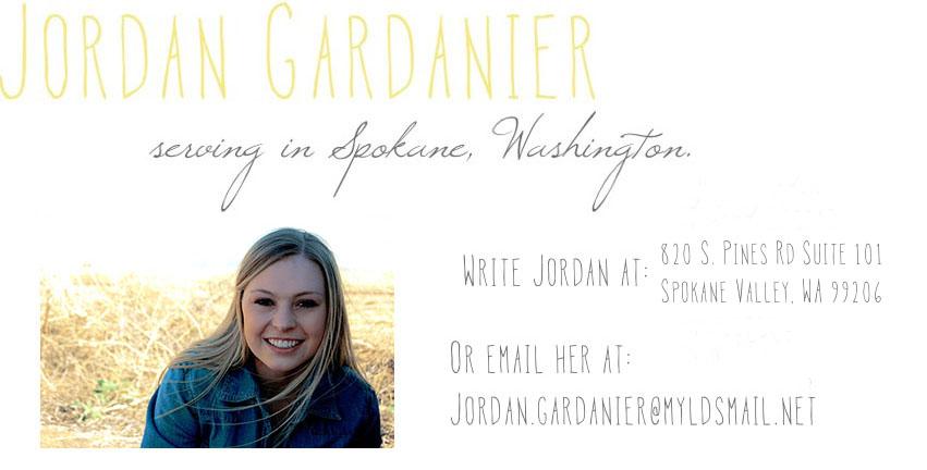 Jordan Gardanier
