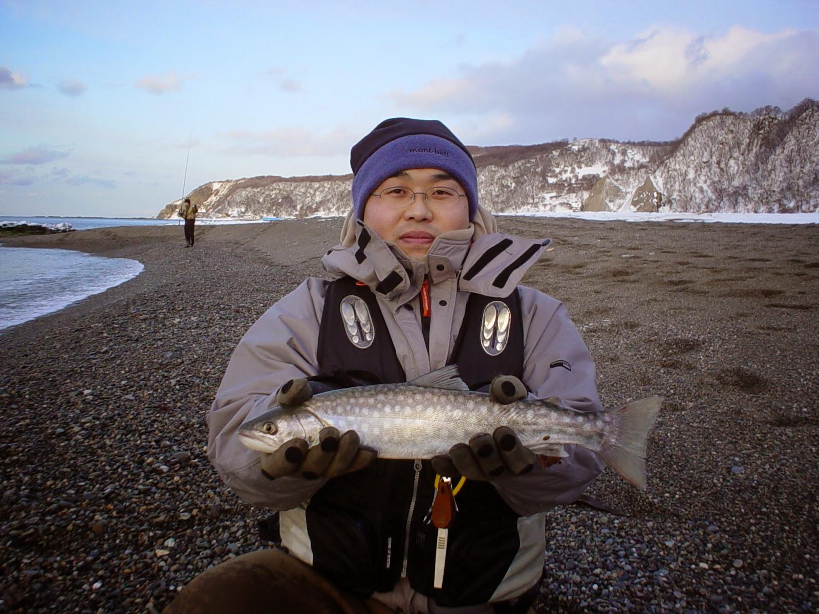 島牧村でBigなアメマスが釣れる!アメマスダービーの受付は1月 ...