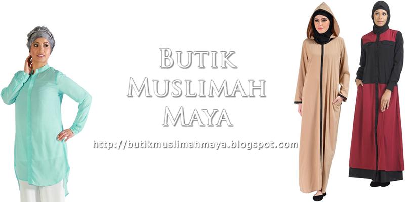 Butik Muslimah Maya