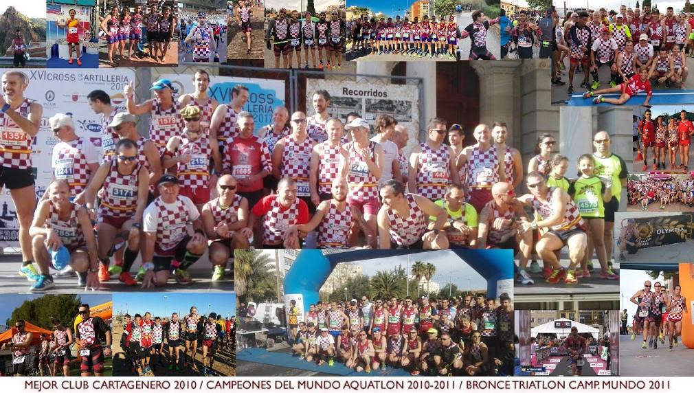 Club Atletismo Mandarache