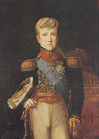 Pedro II de Brasil joven
