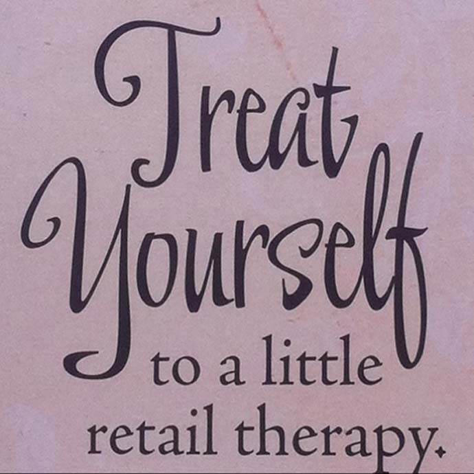 quote, shopping, therapy, retail