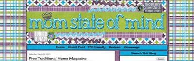 custom blog design makeover