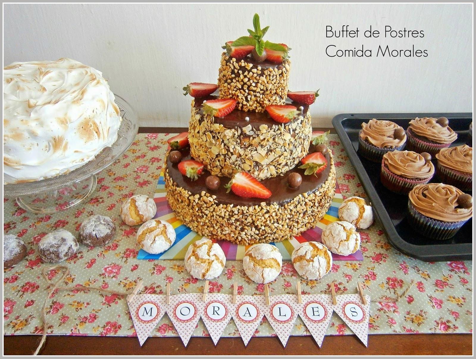 La cocina de los inventos buffet de postres comida familiar for La cocina de lechuza postres