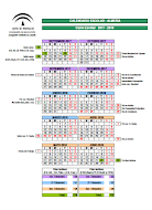 Calendario escolar curso 2017/2018