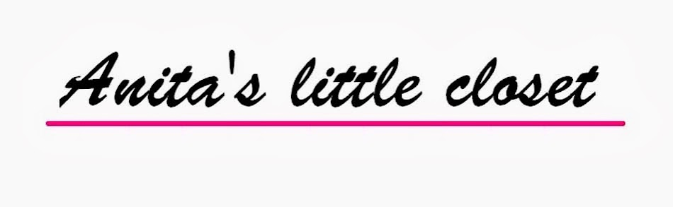 Anita´s little closet