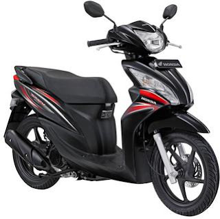 Foto Honda Spacy Black