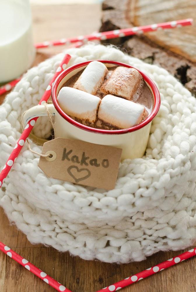 Kakao z piankami marshmallow, kakao- jak przygotować?