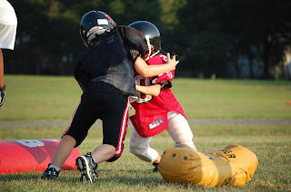 Pop Warner, limited contact and football's brain trauma tradeoff