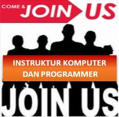 Dicari Partner Freelance Programmer