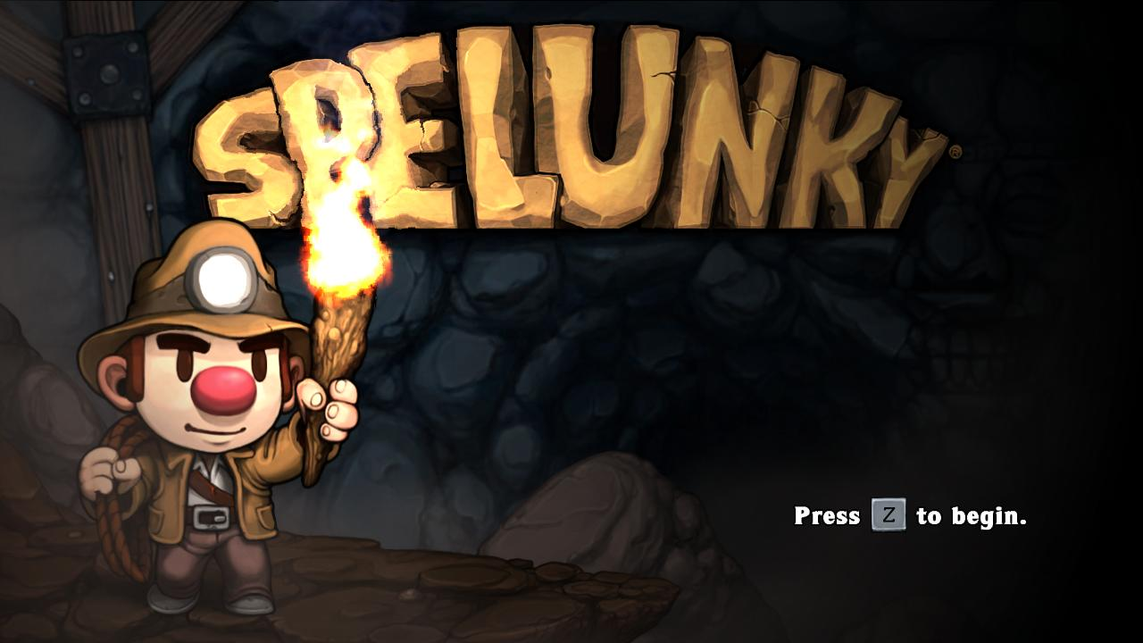 Spelunky HD PC Game