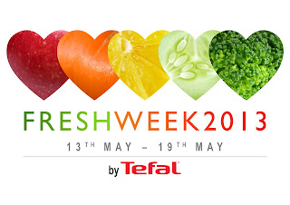 Tefal Fresh Week 2013