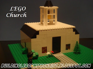 Cool Christian LEGO Creations - LEGO Church