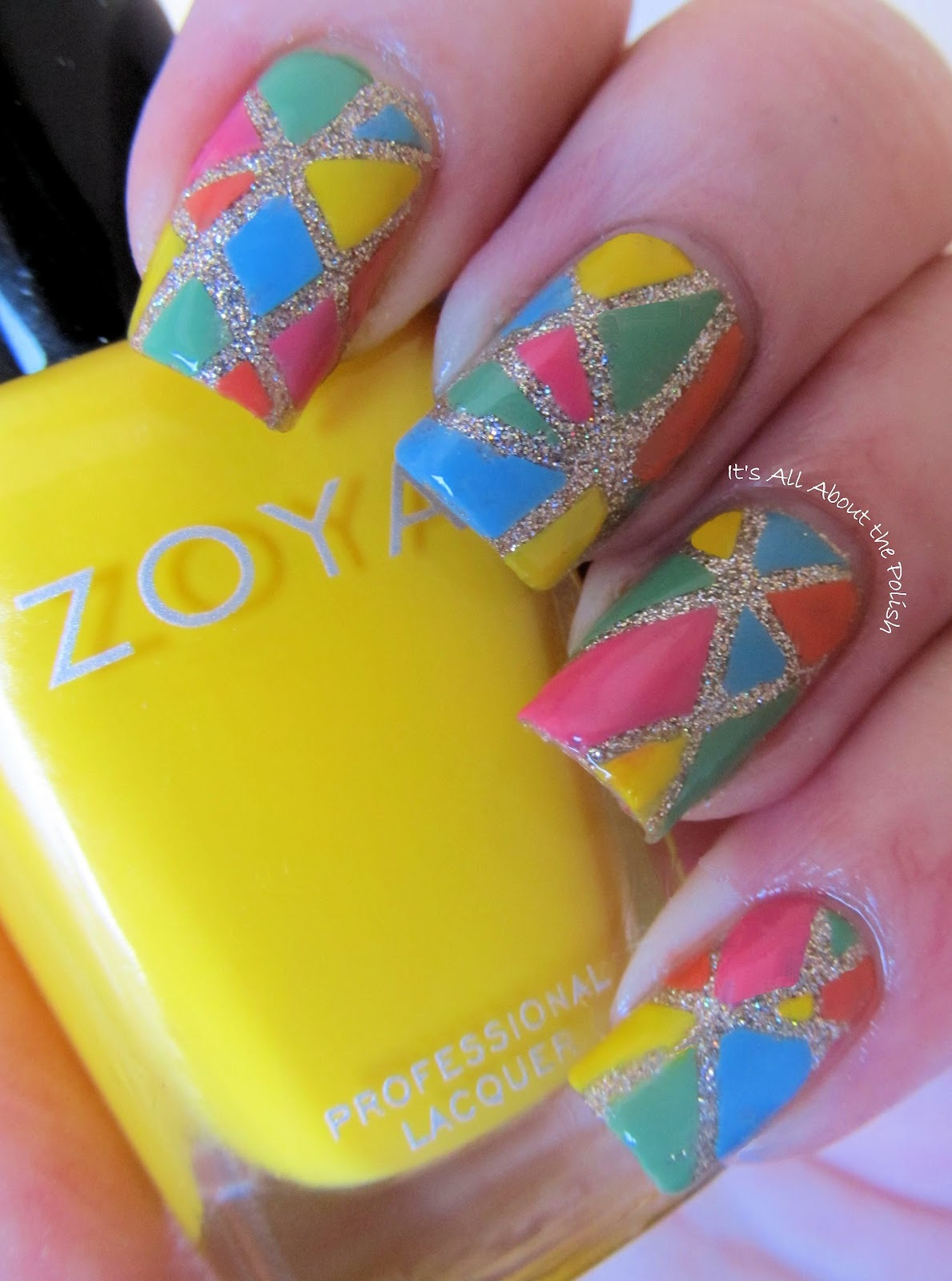 It\'s all about the polish: My Favourite Nail Designs 2013