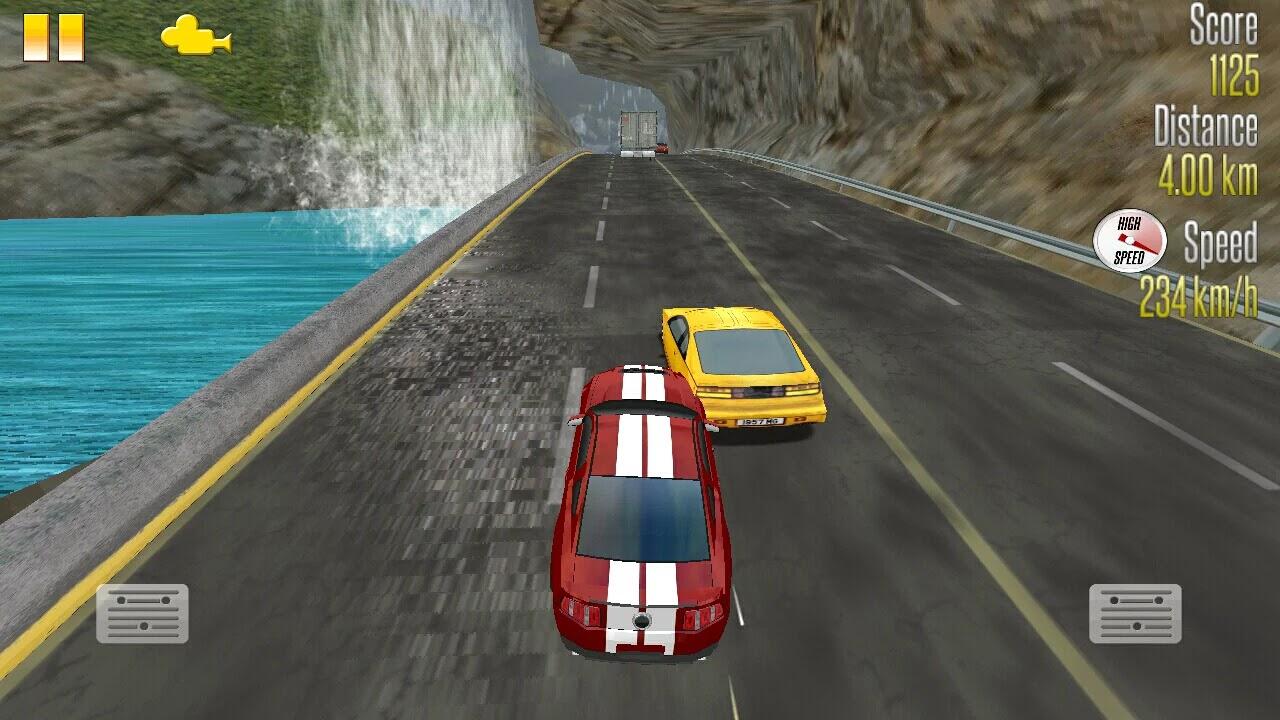 Highway Racer v1.04 Mod [Unlimited Money]