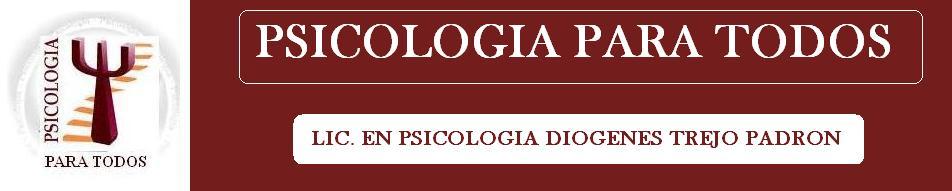 Psicologia Para Todos Por Diogenes Trejo