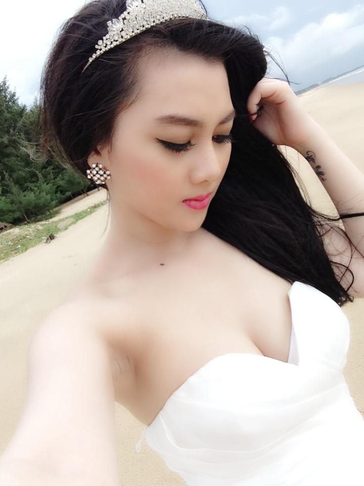 Linh Lina xinh như thiên thần 4