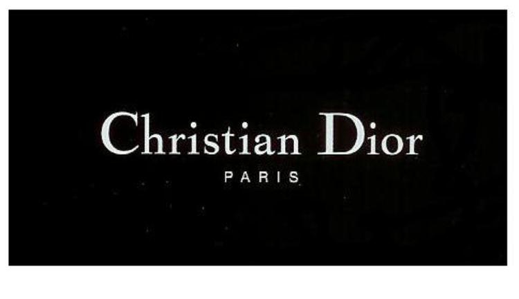 christian dior logo - photo #2