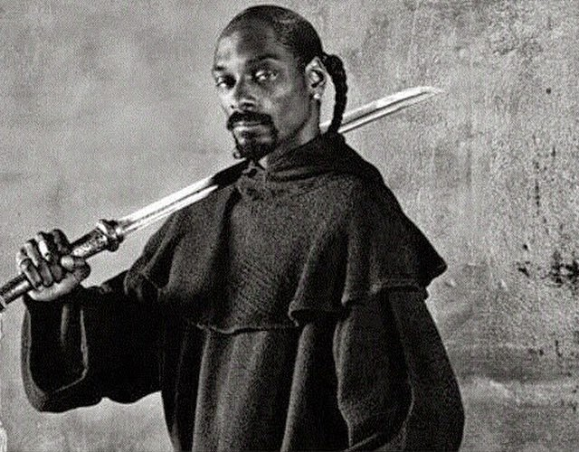 Snoop Dogg es un gran Samurái