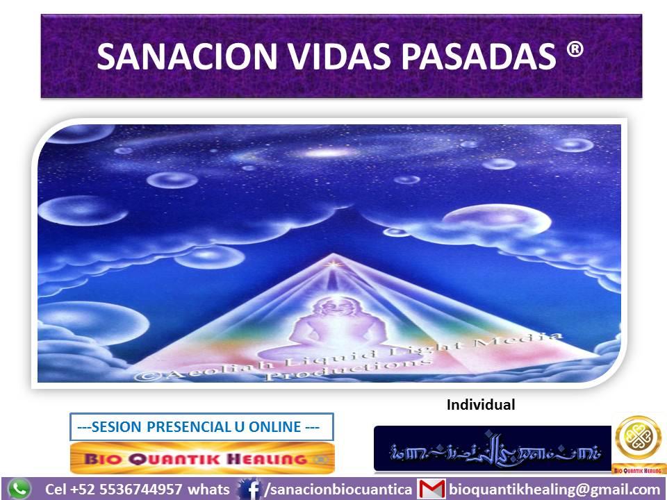 SANACION VIDAS PASADAS