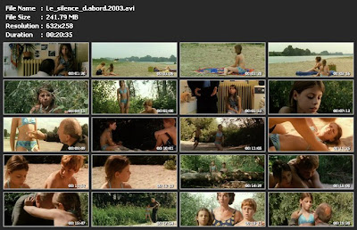 Le silence, d'abord (2003) download