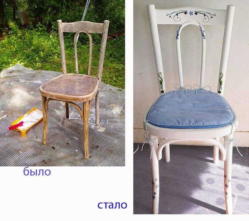 Старая мебель реставрация своими руками с фото 37