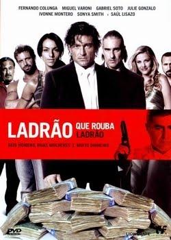 Filme Poster Ladrão Que Rouba Ladrão DVDRip XviD & RMVB Dublado