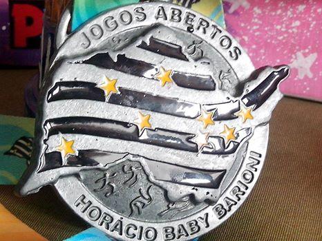 Medalha de Prata - Melissa Colombini (Jogos Abertos do Interior 2016)